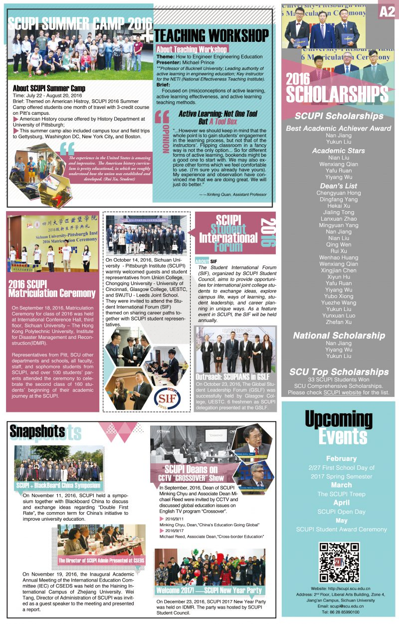 SCUPI SCOOP Issue 3-2